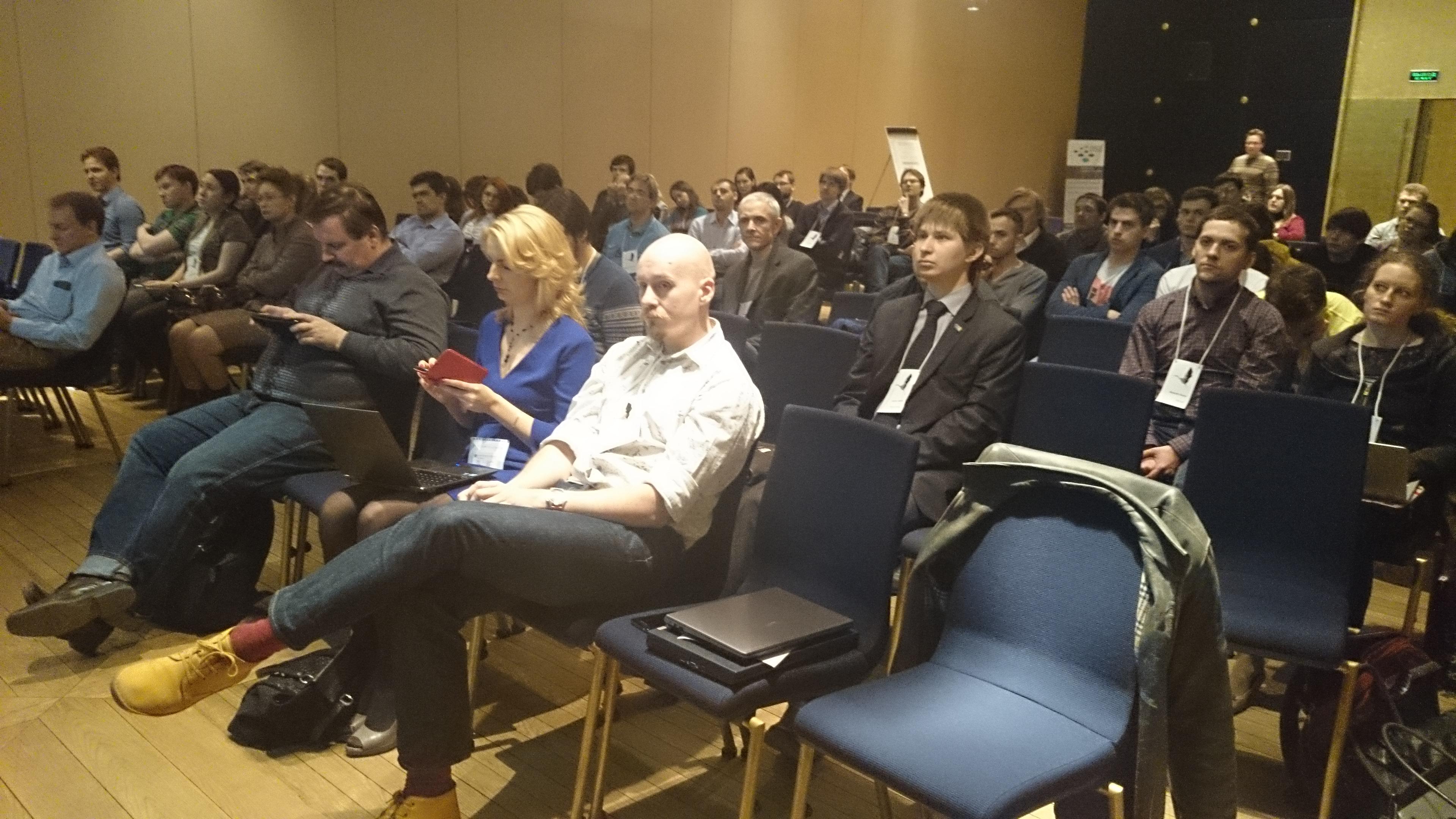 Конференция AIST-2014
