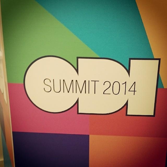 По следам ODI Summit - 2014