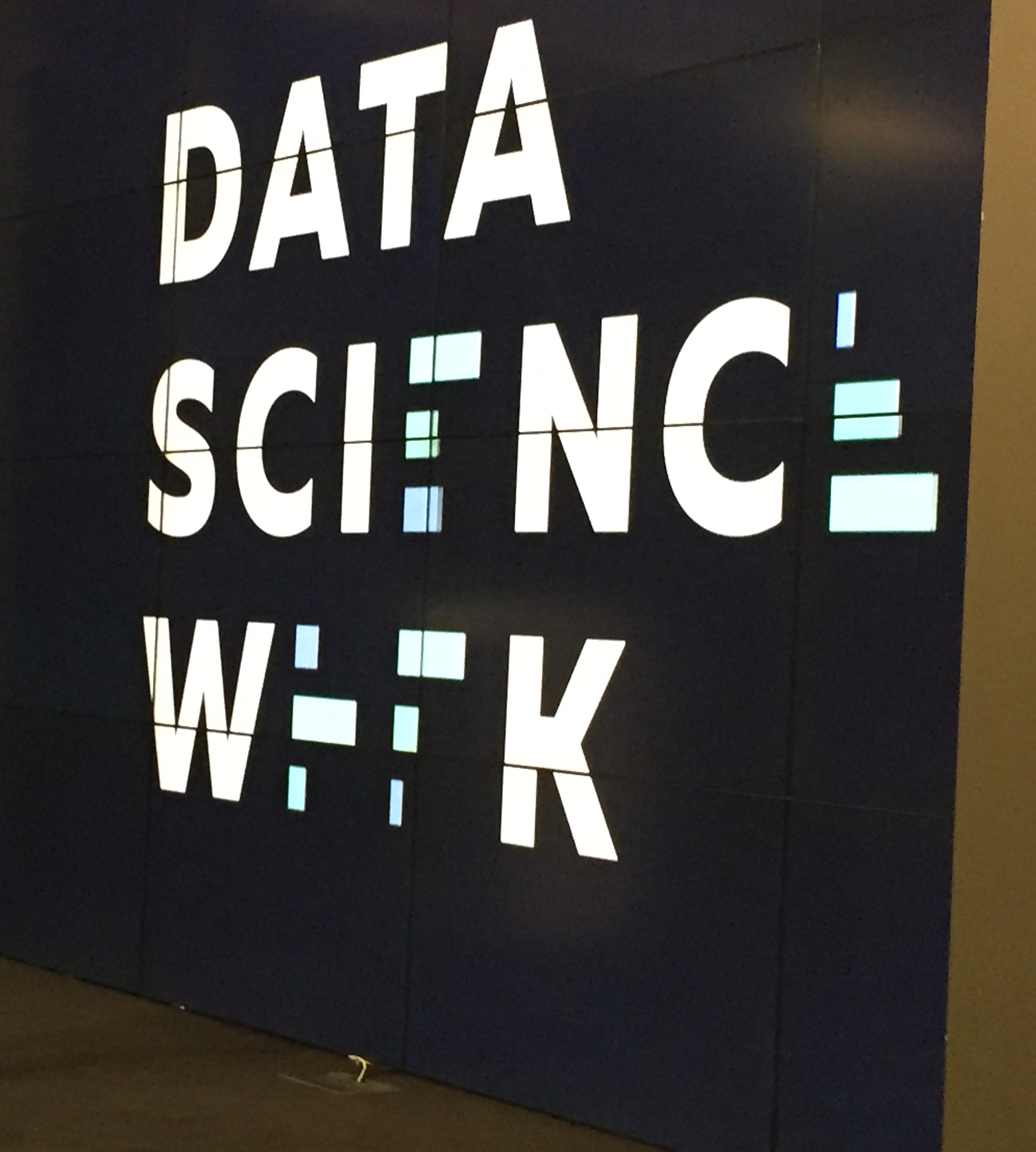 Data Science Week - 2015